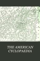 THE AMERICAN CYCLOPAEDIA  PDF