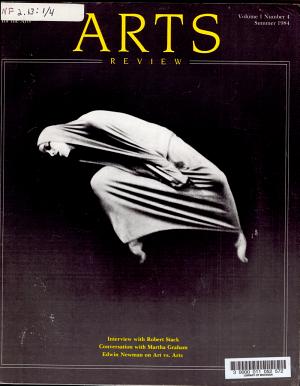 Arts Review PDF