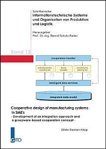 Cooperative Design of Manufacturing Systems in SMEs PDF