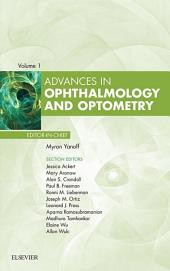 Advances in Ophthalmology and Optometry, E-Book