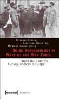 Doing Anthropology in Wartime and War Zones PDF
