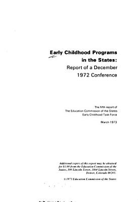 Early Childhood Report