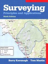 Surveying: Principles & Applications, Edition 9