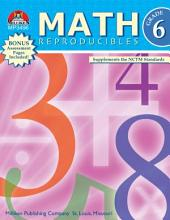Math Reproducibles - Grade 6 (ENHANCED eBook)