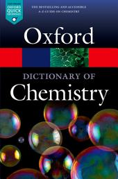 A Dictionary of Chemistry: Edition 7