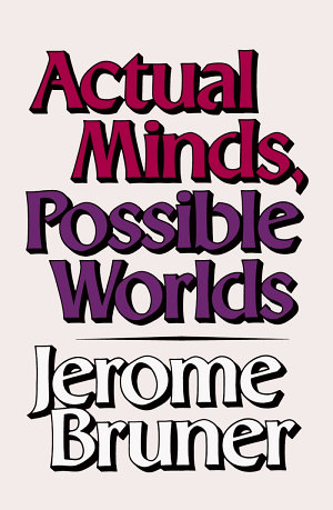 Actual Minds  Possible Worlds