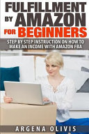 Fulfillment by Amazon for Beginners PDF