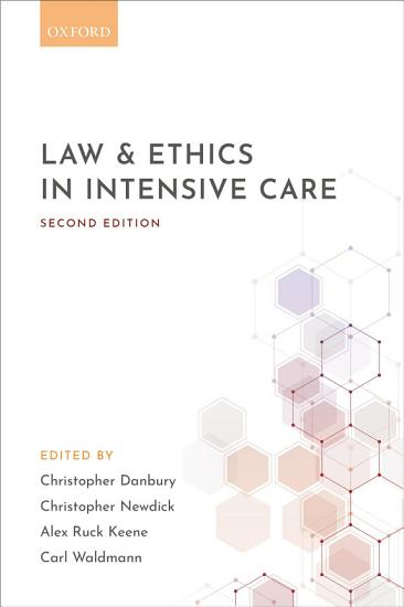 Law and Ethics in Intensive Care PDF
