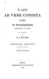 Ab urbe condita libri: Band 4