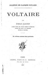 Voltaire: ce volume contient deux portraits
