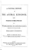 A Natural History of the Animal Kingdom PDF