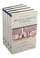 The Encyclopedia of Medieval Literature in Britain PDF