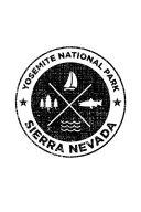Yosemite National Park Sierra Nevada PDF