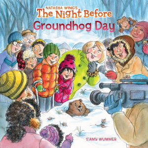 The Night Before Groundhog Day Book