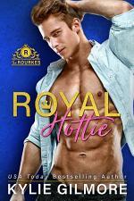 Royal Hottie: A Bachelor Auction Romantic Comedy (The Rourkes Series, Book 2)