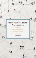 Democratic Theory Naturalized PDF