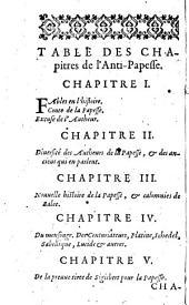 L'anti-Papesse, ou erreur populaire de la papesse Jeanne