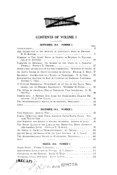 The Journal of Parasitology: Volume 1
