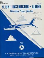 Flight Instructor - Glider