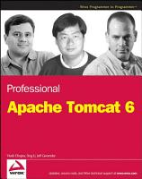 Professional Apache Tomcat 6 PDF