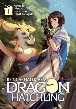 Reincarnated As a Dragon Hatchling  Light Novel  Vol  1