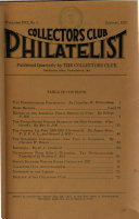 The Collectors Club Philatelist