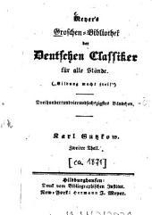 Karl Gutzkow: Volume 2