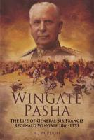 Wingate Pasha PDF