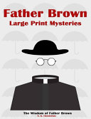 Father Brown Large Print Mysteries