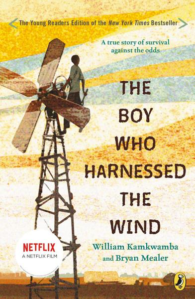 Download The Boy Who Harnessed the Wind Book
