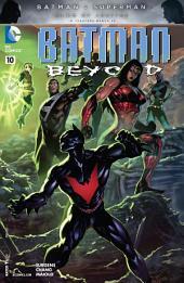 Batman Beyond (2015-) #10