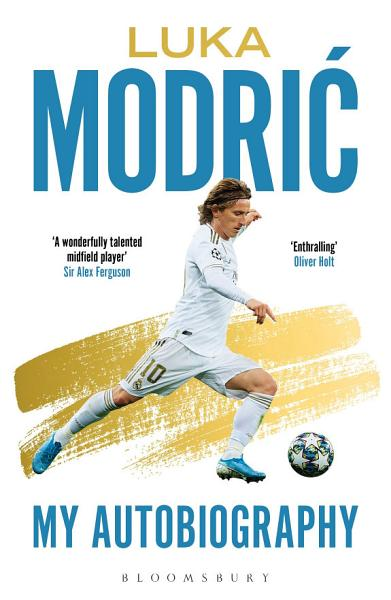 Download Luka Modric Book