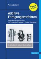 Additive Fertigungsverfahren PDF
