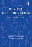Beyond Neoliberalism PDF