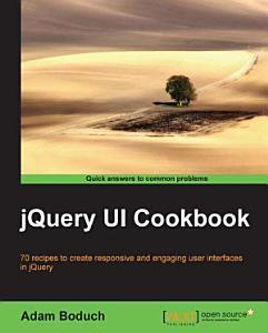 JQuery UI Cookbook PDF