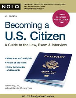 Becoming a U S  Citizen Book