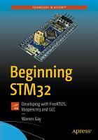 Beginning STM32 PDF