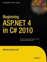 Beginning ASP NET 4 in C  2010 PDF
