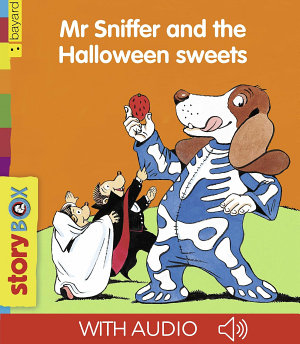 Mr  Sniffer and the Halloween sweets