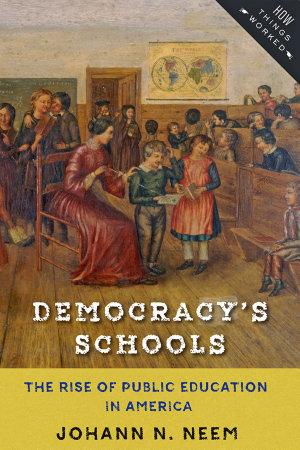 Democracy s Schools PDF