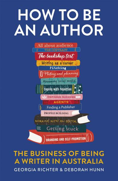 Download How to Be an Author Book