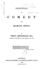 Principles of Comedy and Dramatic Effect
