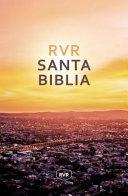 Santa Biblia Rvr  Edici  n Misionera  Tapa R  stica