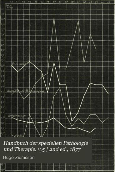 Handbuch der speciellen Pathologie und Therapie  v 5   2nd ed   1877 PDF
