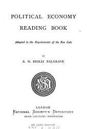 Political economy reading book