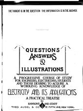 Hawkins Electrical Guide ...: Electricity, magnetism, induction, experiments, dynamos, armature windings