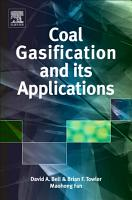 Coal Gasification and Its Applications PDF