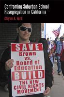 Confronting Suburban School Resegregation in California PDF