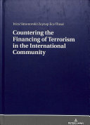 Countering the Financing of Terrorism in the International Community PDF
