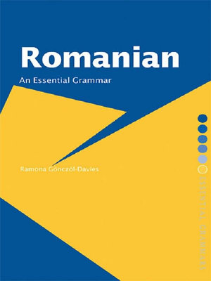 Romanian  An Essential Grammar PDF